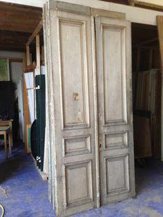 nr. set313 hoge antieke deuren