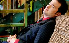 Kinda makes me wonder what Jack's doing off camera that got Ianto looking like this.     (Not to mention proving that red is SOOOOO his colour!)