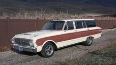 '63 Ford Falcon Squire