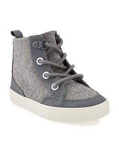 Jersey High-Tops | Old Navy
