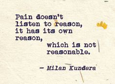"Czech author Milan Kundera (Born best known for his novel ""The Unbearable Lightness of Being' Poem Quotes, Lyric Quotes, Wisdom Quotes, Great Quotes, Inspirational Quotes, The Words, Cool Words, Favorite Book Quotes, Writers And Poets"