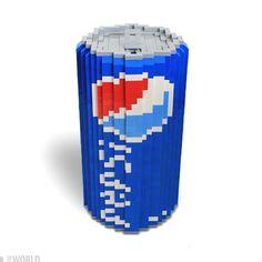 LEGO Pepsi