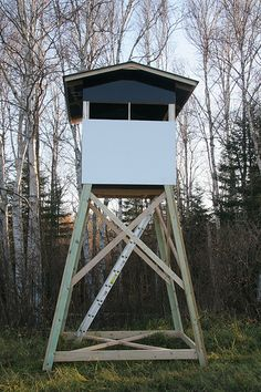 1000 ideas about deer stands on pinterest deer blinds for Free tree stand