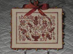 Autumn bouquet - Blackbird Designs