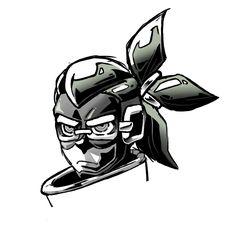 ARMS Ninjara by incorporatedmii