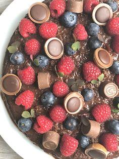 Black magic kage. SÅ aldeles lækker.... Se nemme opskrift på bloggen...