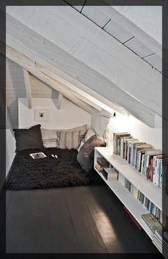 Carnet d'inspiration : combles aménagés - Blog déco - Architecture d'intérieur