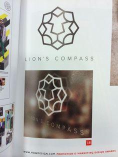 Lion's Compass logo: