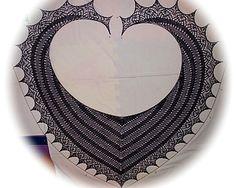 Ravelry: Tuch/shawl *LazyVicky* pattern by Birgit Freyer