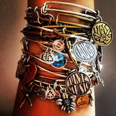 Alex & ani - love mine and want tons more