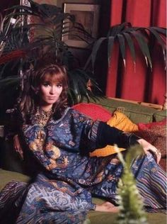 Talitha Getty for Vogue Bohemian Chic Fashion, Vintage Fashion, Palestinian Wedding, Talitha Getty, The Magicians, Dancer, Vogue, Couture, Princess