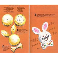 The Original Silly Bee's Bunny Cake  Our Favorite #Easter #Cakes