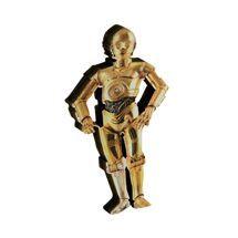 Escultura 2D Star Wars C3PO