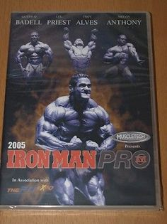 Iron man pro 2005 (new #bodybuilding / #fitness #competition dvd) lee priest, tit,  View more on the LINK: http://www.zeppy.io/product/gb/2/262269906224/