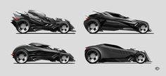 sci fi cars, 2015