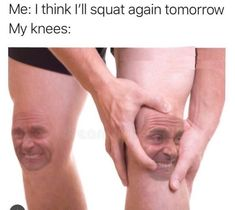 "18 Relatable Workout Memes For The Cynical Gym Rat - Funny memes that ""GET IT"" and want you to too. Get the latest funniest memes and keep up what is going on in the meme-o-sphere. All Meme, Stupid Memes, Stupid Funny, Silly Memes, Haha Funny, Funny Cute, Hilarious, Memes Humor, Gym Humor"