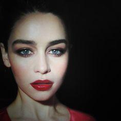 daaaaaayum Emilia Clarke