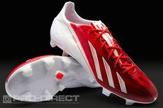 check out ffd5d 03871 adidas Football Boots - adidas F50 adizero TRX FG SYN - Firm Ground -  Soccer Cleats - Running White-Running White-Running White
