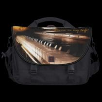 Music is my Life! commuterbag by ASummersDay Packing, Music, Gifts, Bags, Bag Packaging, Musica, Handbags, Musik, Presents
