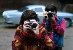 Rare Color Photos of the Beatles - 19