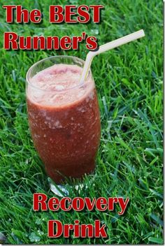 best runners recovery drink thumb The BEST Drink for Runners Recipe