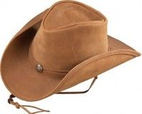 Made in the USA Leather Walker | Henschel Hats