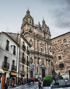 La Clerecía de Salamanca #Salamanca