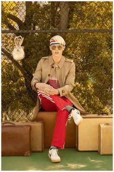 Exclusive: August Channels The Royal Tenenbaums