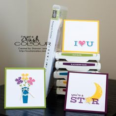 Triple-Up Thursday: Pictogram Punches by slane2 - Cards and Paper Crafts at Splitcoaststampers