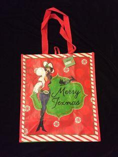 HEB Houston Texans Shopping Tote Gift Bag Texas NFL Football ...