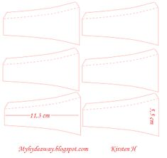 """My Craft and Garden Tales: A """"get well"""" mug with template - Folding challenge at Kort o Mania"""