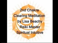 Clearing the 2nd Chakra - The Splenic Chakra Guided Meditation Video   ~ Lisa's website: https://www.LisaBeachy.com Join Lisa on Facebook: https://www.facebook.com/LBeachy  Do my meditations help? : http://www.patreon.com/meditationsformoms