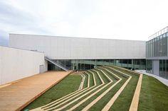 Galeria de Escola de Arte – Carcassonne / Jacques Ripault Architecture - 1