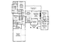 Plan 001H-0195 - Find Unique House Plans, Home Plans and Floor Plans at TheHousePlanShop.com