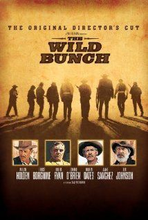 The Wild Bunch - I am not big on westerns, especially the shoot 'em up type. But, this movie was worth watching just for the cinematography. It was amazing.  The movie has a incredible cast as well, which doesn't hurt.
