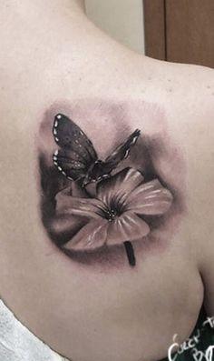 Flowers Tattoo by Bojan Tattoocream Curcic | Tattoo No. 1688