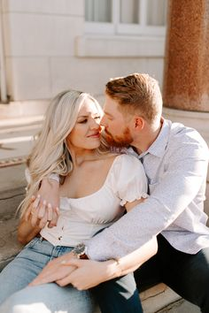 Click to browse the blog of the dreamy midwestern engagement session   Posing inspiration   Outfit Inspiration   Engagement Session Location ideas   Elopement inspiration   Wedding day details   Engagement session planning   Places to Elope   Wedding photography by Raegan Buckley Photography Elope Wedding, Wedding Day, Engagement Session, Engagement Photos, Elopement Inspiration, Wedding Photography, Couple Photos, Chic, Places