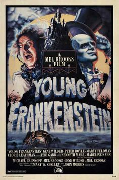 A trailer a day keeps the Boogeyman away! Young Frankenstein (1974)