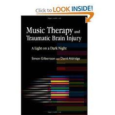Music Therapy & Traumatic Brain Injury  #Brain Injury Association of Virginia #Brain Injury #TBI
