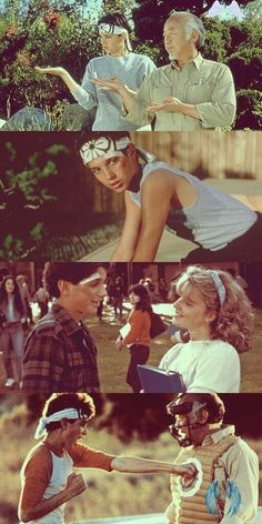 the end of the rainbow the karate kid (1984)<br> The Karate Kid 1984, Karate Kid Movie, Karate Kid Cobra Kai, 80s Movies, Iconic Movies, Great Movies, Love Movie, Movie Stars, Movie Tv