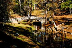 Bridge at Flatrock Park - Kimberly Daun Martz