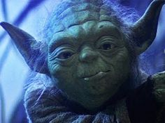 Yoda- Feel the Force (Yoda Remixed (for the Star Wars fans: Yoda imparts his Zen-like wisdom in musical form) Star Wars Luke, Star Trek, Nordic Runes, Mejor Gif, First Humans, Wedding Music, Teaching Music, Series Movies, Dance Routines