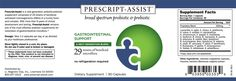 Prescript-Assist is the only Soil based Probiotic-Prebiotic that is backed by five years of scientific, doctor-lead, double-blind, peer-reviewed clinical studies.