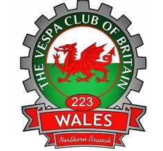 The Vespa Club of Britain - Wales 223