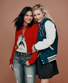Riverdale girls Betty Cooper e Veronica Logde ❤️