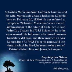 7th great grandparents. Sebastian Nino Ladron de Guevara & Manuela Duran de Chavez. Great Grandparents, My Ancestors, Father, Names, Pai