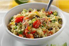 Ελαφρύ κουσκούς με καλοκαιρινά λαχανικά και μυρωδικά - Συνταγές | γαστρονόμος