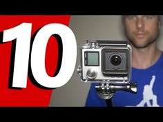GoPro videography is easier than it looks. These 10 tips are guaranteed to instantly improve the quality of your GoPro videos to look professional. Gopro Video, Gopro Accessories, Action Photography, Gopro Camera, Latest Movies, Video Editing, Videography, Good To Know, Film