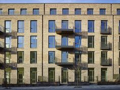 Vande Moortel Facing Brick Nature10 London, UK