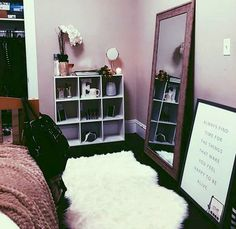 48 cute girls bedroom ideas for small rooms 13 Small Room Bedroom, Dorm Room, Bedroom Black, Bedroom Ideas For Small Rooms Diy, Master Bedroom, Trendy Bedroom, Adult Bedroom Ideas, Young Adult Bedroom, Black Bedrooms
